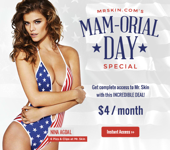Mammorial Day Discount