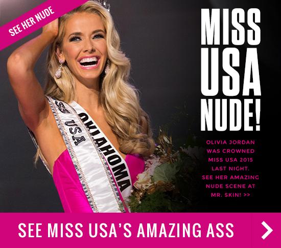 Miss USA NUDE!