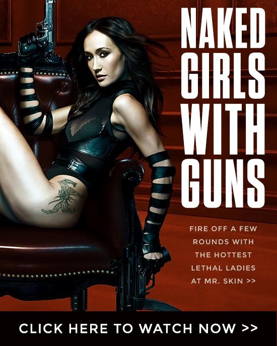 Hot Girls with Gunz