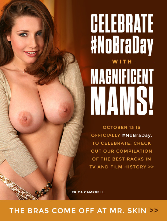 Celebrate #NoBraDay With Magnificent Mams!