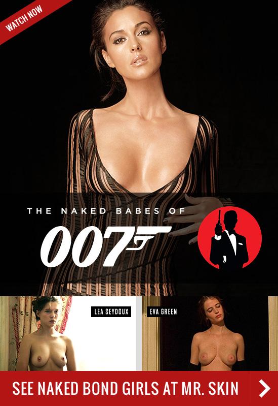 Naked Bond girls only at Mr. Skin!