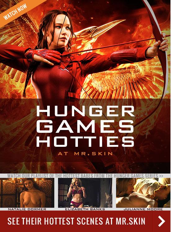 Hunger Games Hotties At Mr. Skin