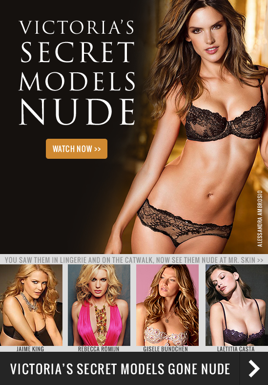 Victorias Secret Models Nude