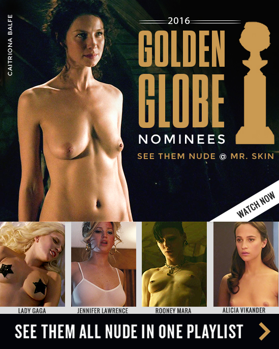 Golden Globe Nominees Nude