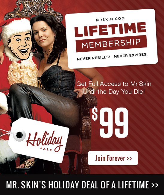 Mr Skin Holiday Lifetime Membership Special