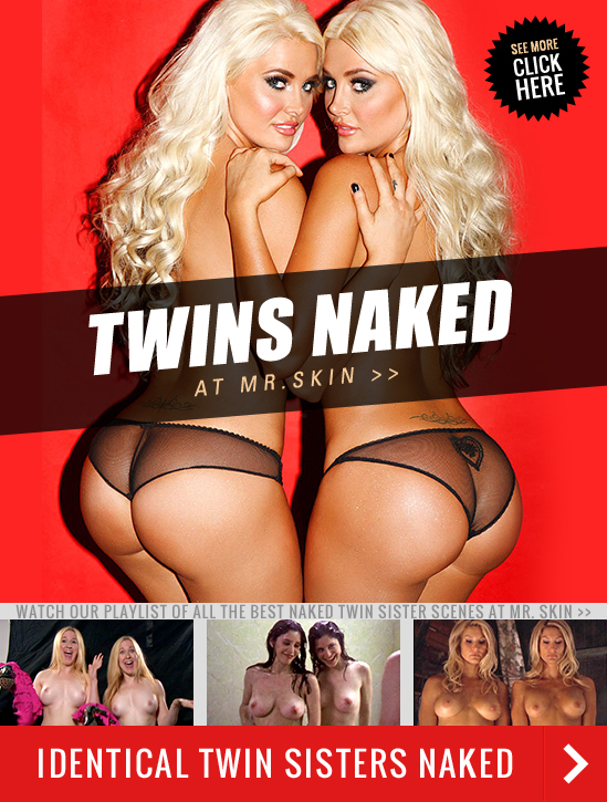 Twins Naked