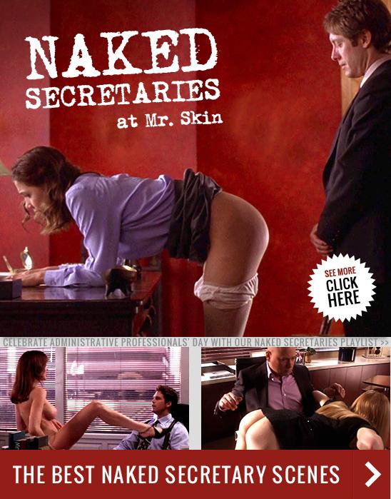 Naked Secretaries At Mr. Skin