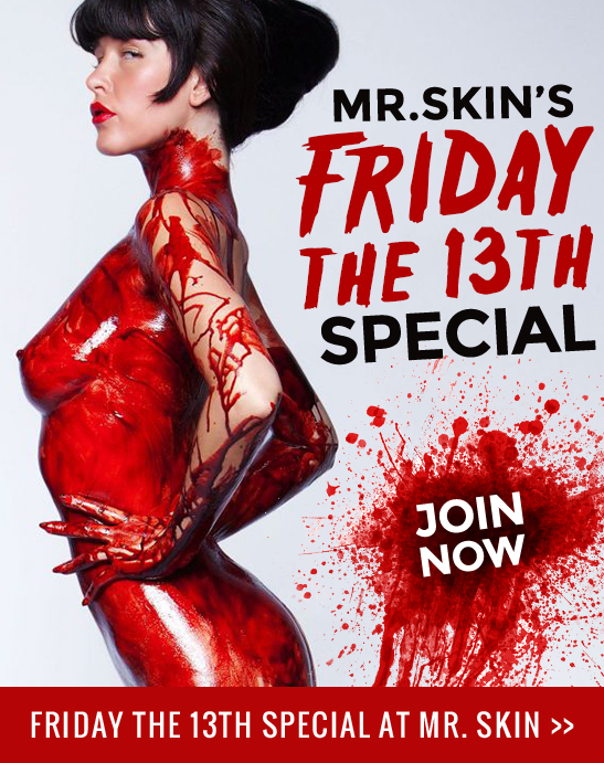 Friday The 13th Special!