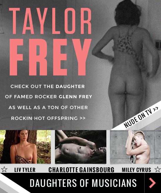 Taylor Frey Nude!