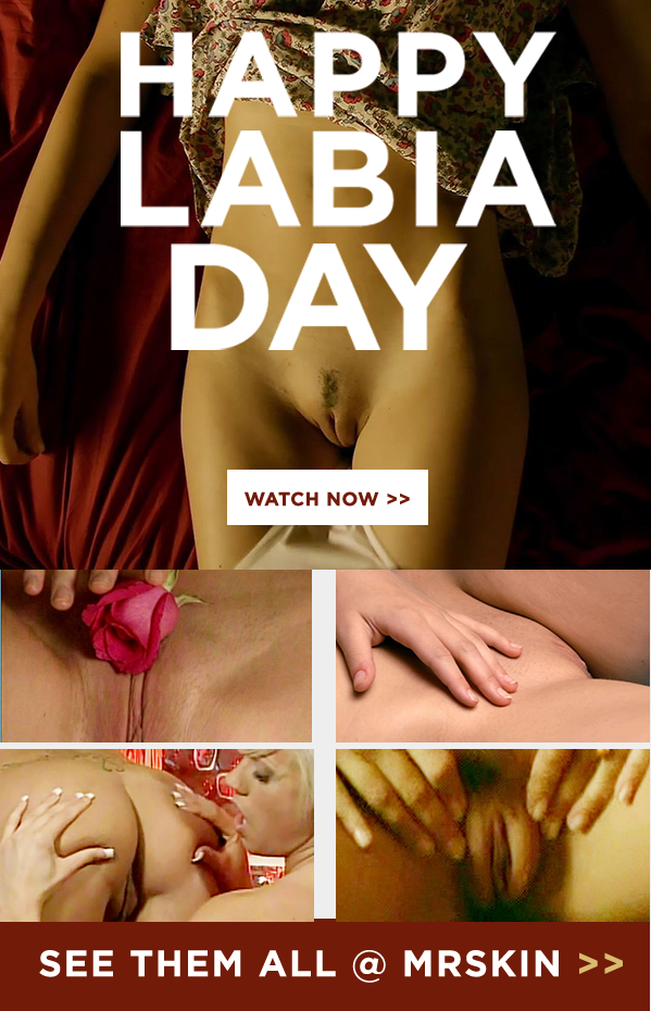 Happy Labia Day Weekend!