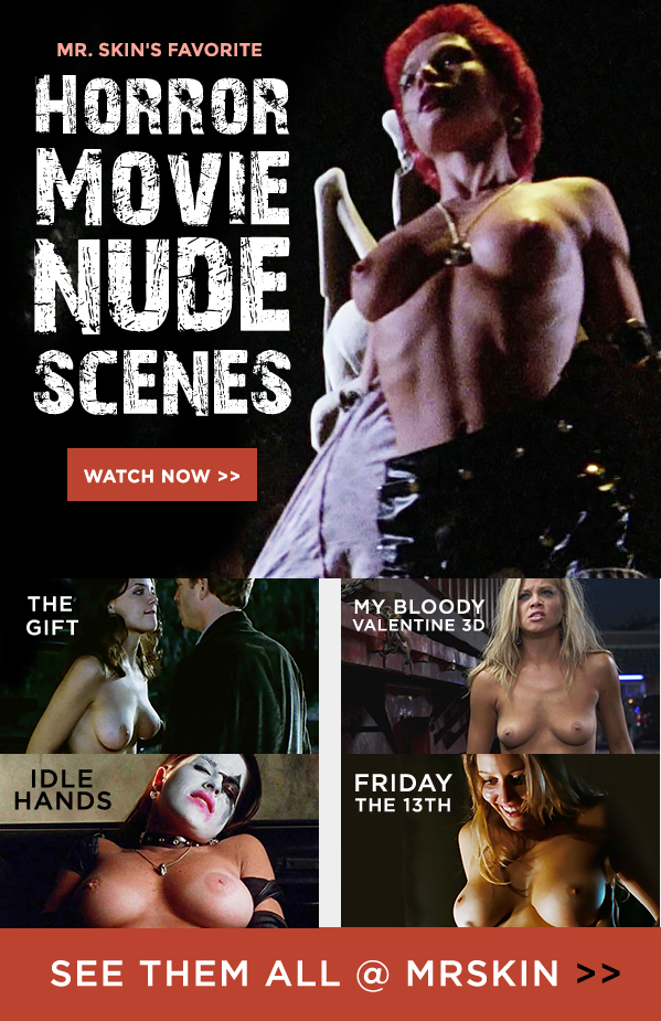 Horror Movie Nude Scenes