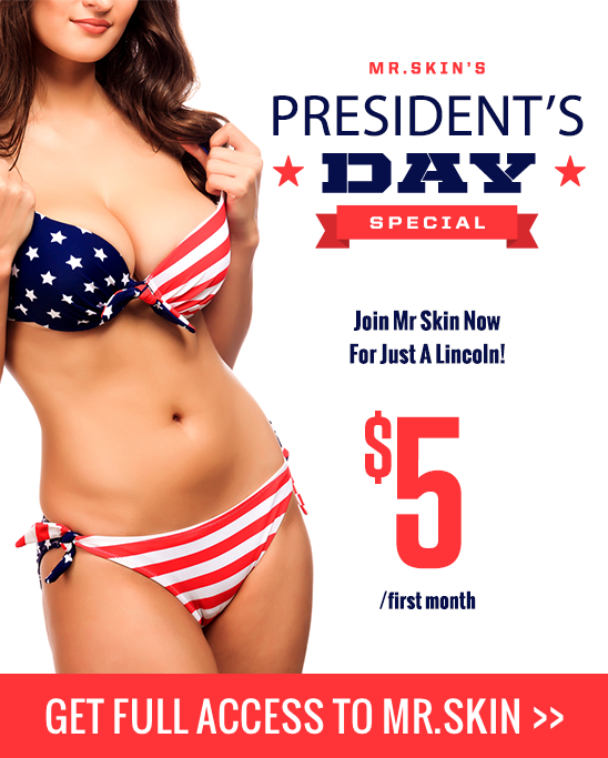 Mr Skins Presidents Day Weekend Sale!