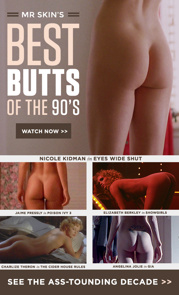 Best Butts Of The 90s!