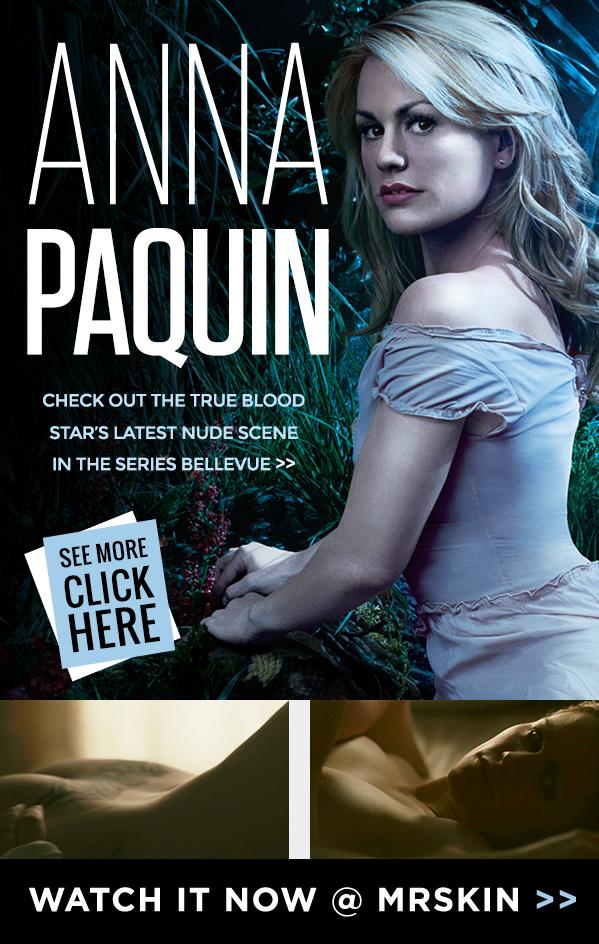 Anna Paquin Nude!