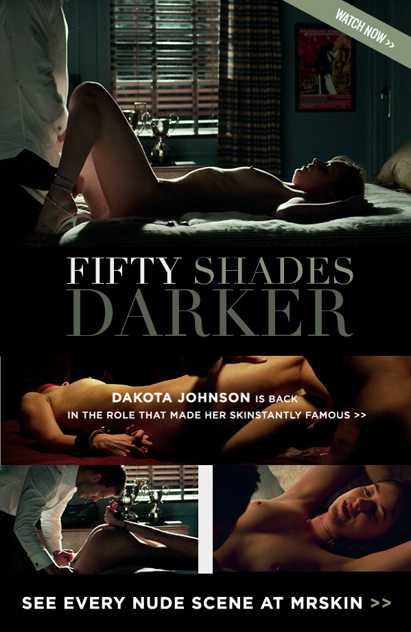 Fifty Shades Darker!