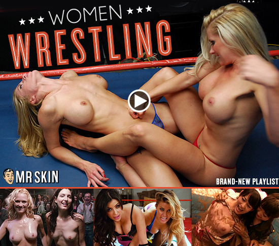 hottest wrestling movies