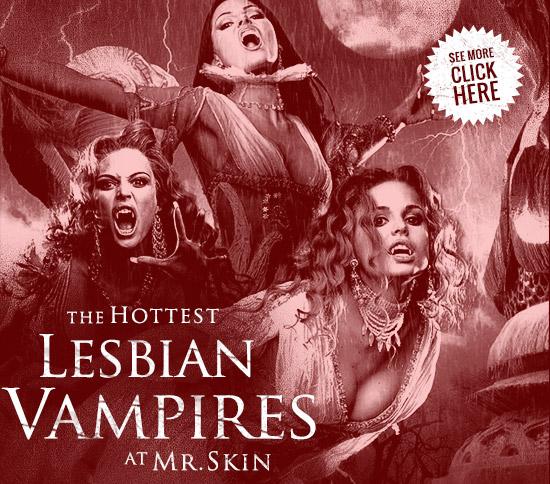 Hottest Nude Lesbian Vampires