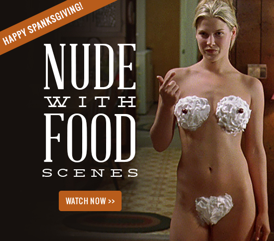 Nude Celebs With Food