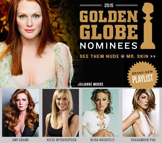Golden Globes Nominudes