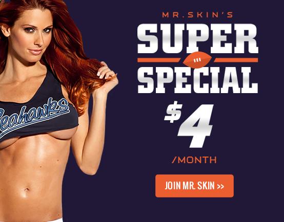 Super Bowl - Super Special Offer