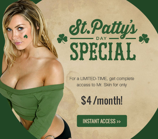 St. Patrick´s Day Discount