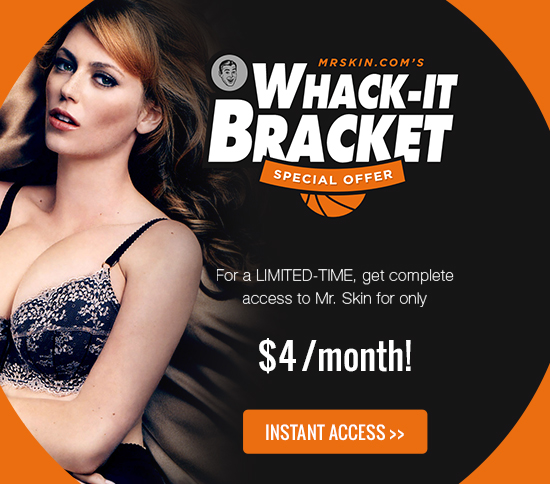 Mr. Skin's Whack-It Bracket 2015 is Now Live