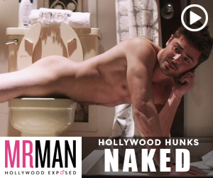 Mr. Man - Zac Efron & other Hollywood hunks naked