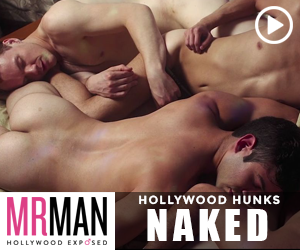 Mr. Man - Hollywood hunks naked