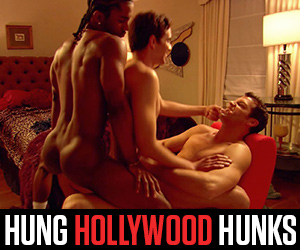Mr. Man - Hung Hollywood Hungs