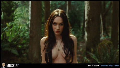 Megan Fox Never Shuts Her Foxhole