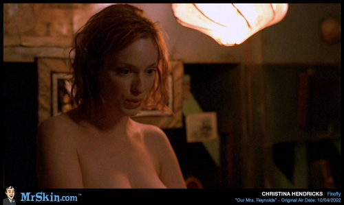 Christina Hendricks on MrSkin.com