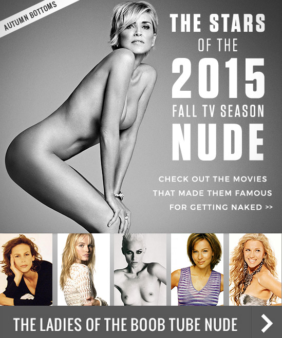 Fall TV Stars Nude