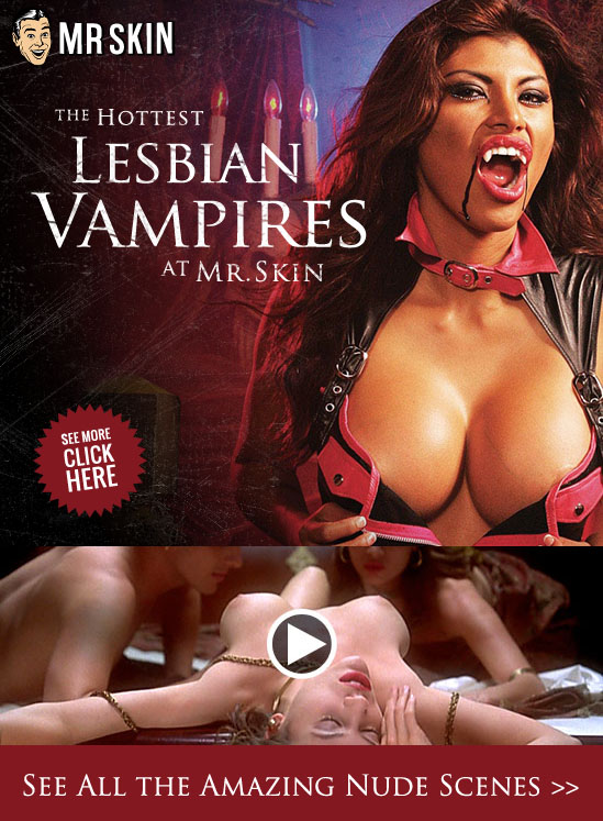 The Hottest Lesbian Vampires At Mr. Skin