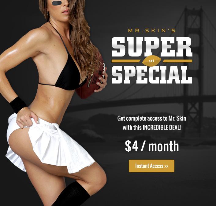 Mr. Skin's Super Special