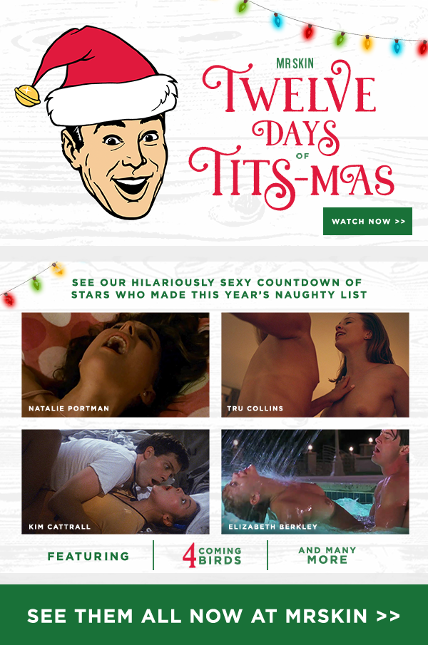 Mr Skin's 12 Days Of Tits-mas