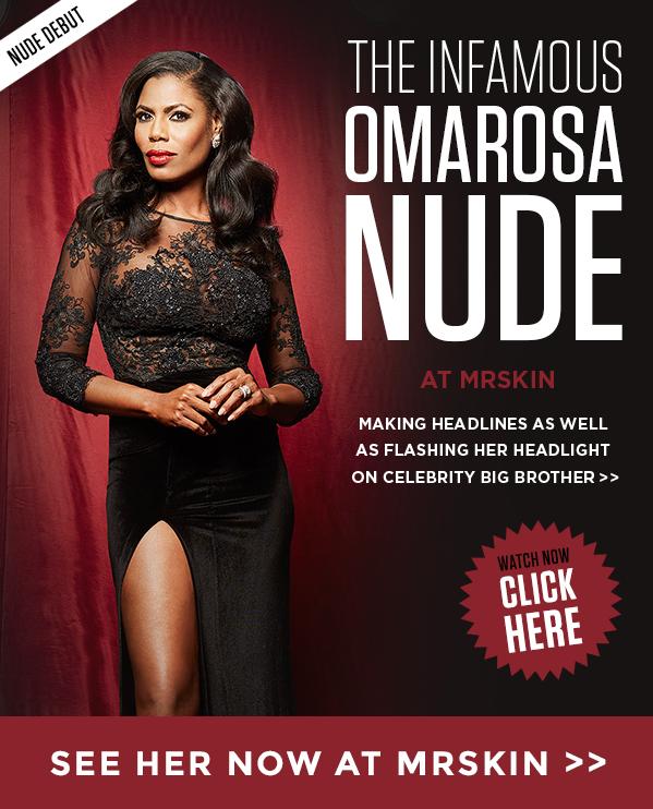 Omarosa's Nude Debut