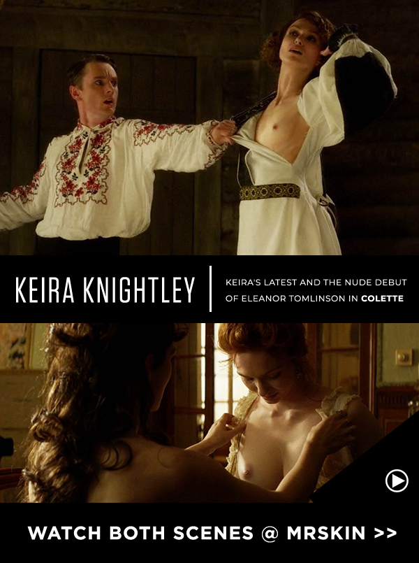 Kira Knightley New Nudity
